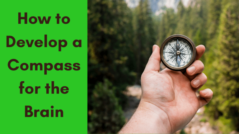 How to Develop a Compass for the Brain