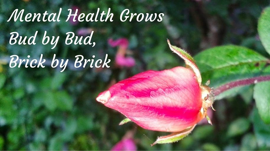 Mental Health Grows Bud by Bud, Brick by Brick